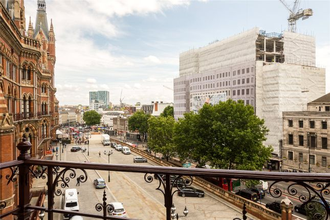 Thumbnail Flat for sale in St. Pancras Chambers, Euston Road, London