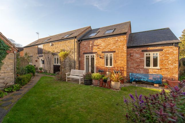 Thumbnail Detached house for sale in Hollow Brook, Stoke Goldington, Newport Pagnell