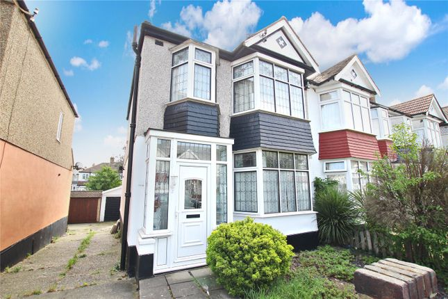 Thumbnail End terrace house for sale in Bendmore Avenue, Abbey Wood