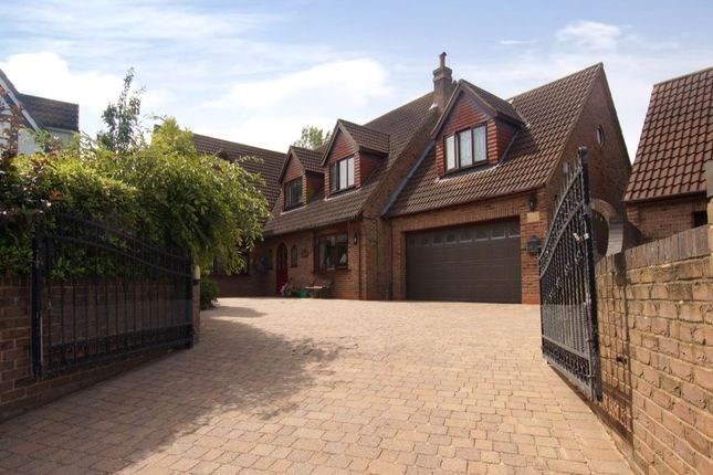 Thumbnail Detached house for sale in Abbey Rise, Barrow-Upon-Humber