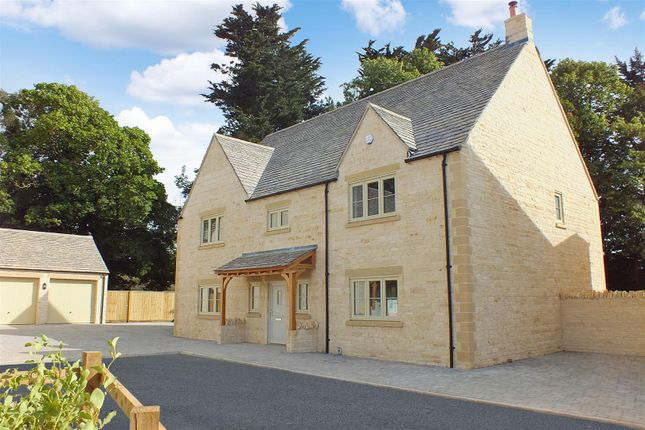 Detached house for sale in Siddington, Cirencester