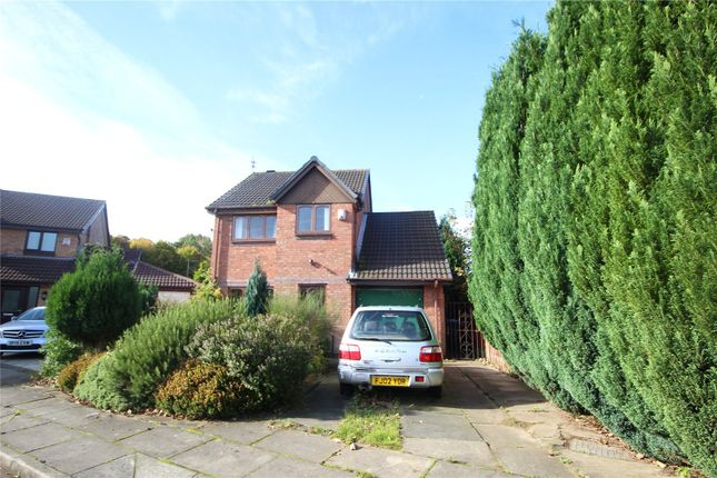 Thumbnail Detached house for sale in Maple Close, West Derby, Liverpool, Merseyside