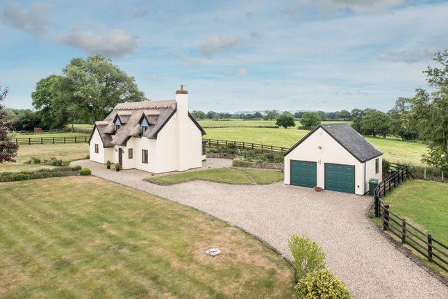 Thumbnail Property for sale in Bickley, Whitchurch