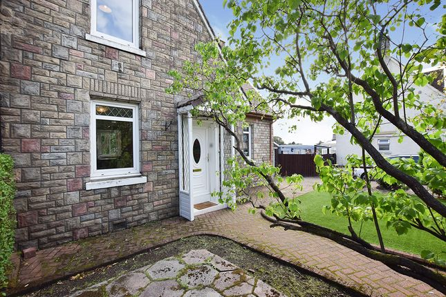 Thumbnail Semi-detached house for sale in Cochrie Place, Tullibody, Alloa, Clackmannanshire