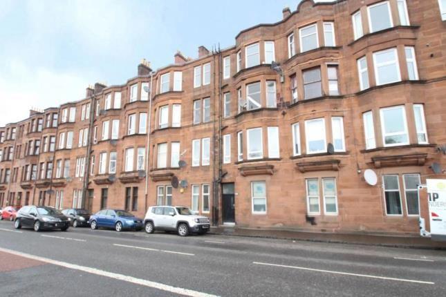 Exterior of 2190 Dumbarton Road, Yoker, Glasgow G14