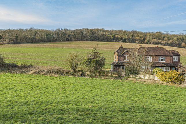 Thumbnail Detached house for sale in Brookside Cottage, Walderton