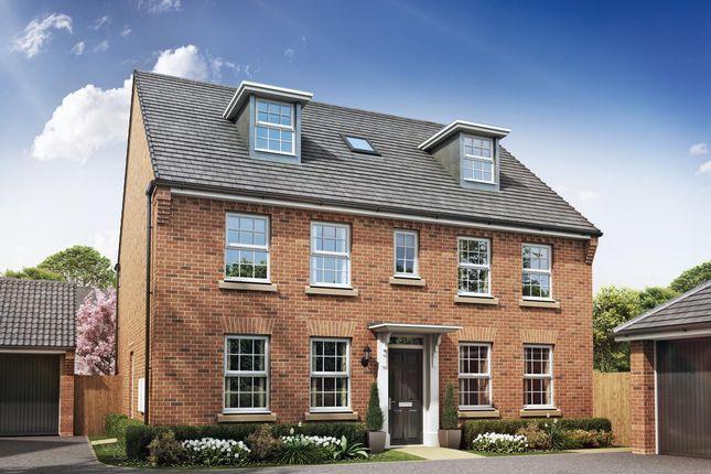 "Thumbnail Detached house for sale in ""Buckingham"" at Butt Lane, Thornbury, Bristol"