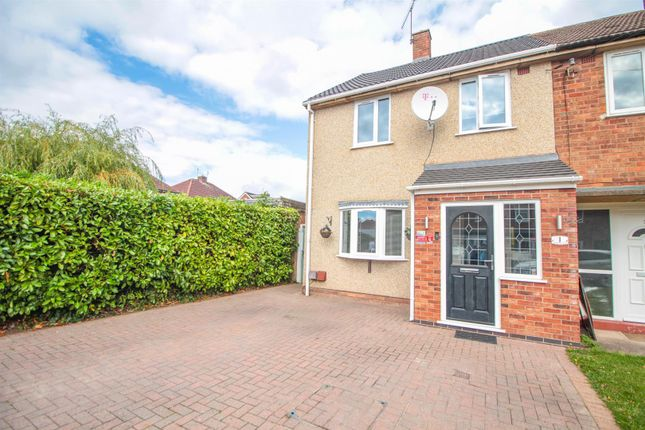 3 bed end terrace house for sale in Sutton Avenue, Coventry CV5