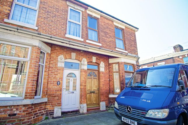 Thumbnail End terrace house for sale in St. Josephs Terrace, Preston