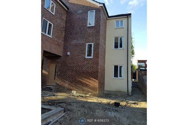 Side Elevation of Lidgett Lane, Leeds LS17