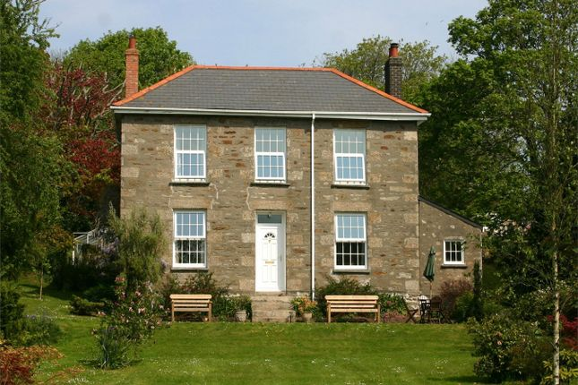Thumbnail Detached house for sale in Roscroggan, Camborne, Cornwall