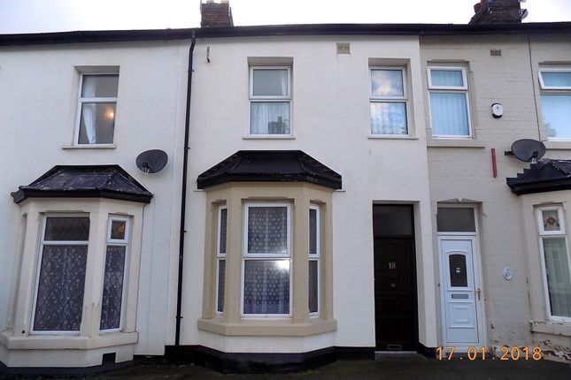 3 bed terraced house to rent in Rydal Avenue, Blackpool FY1