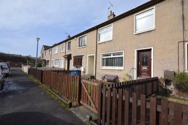 Thumbnail Terraced house for sale in Strath Crescent, Newmilns