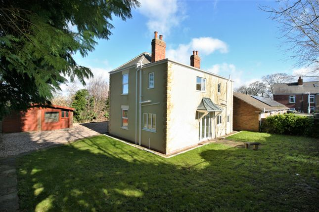 Thumbnail Detached house for sale in Boythorpe Road, Chesterfield