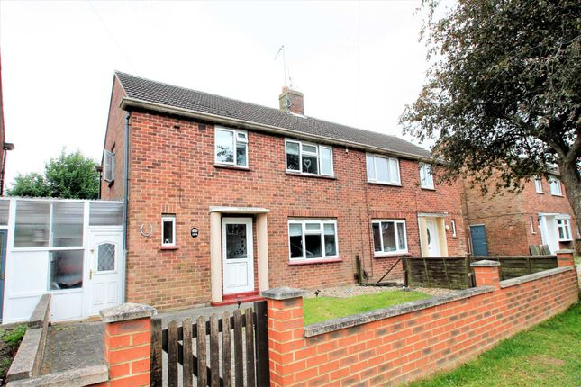 Thumbnail Semi-detached house for sale in Gloucester Crescent, Rushden