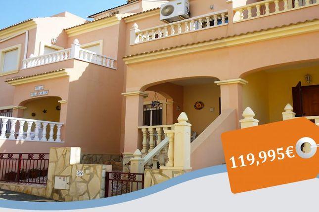 Town house for sale in Playa Flamenca, Orihuela Costa, Spain