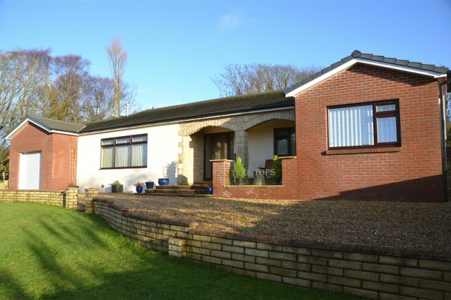 Thumbnail Detached bungalow for sale in Low Moresby, Whitehaven, Cumbria