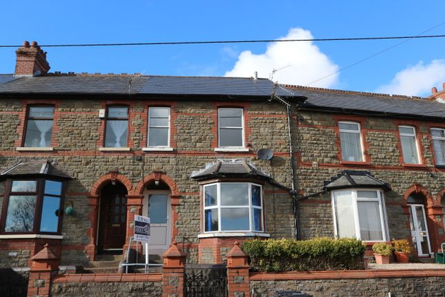 Thumbnail Terraced house for sale in Vaynor Villas, Cefn Coed, Merthyr Tydfil