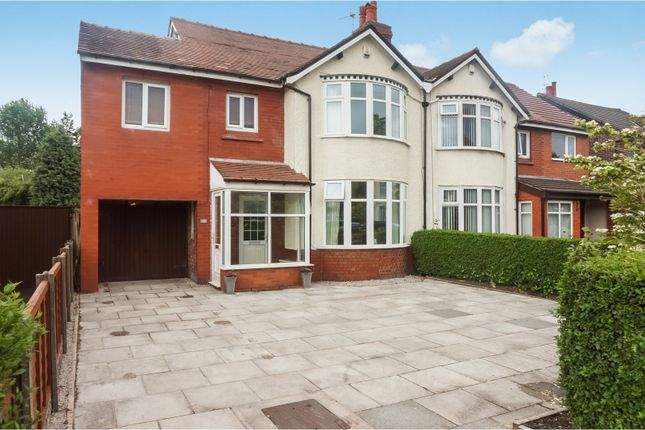 Thumbnail Semi-detached house for sale in County Road, Ormskirk