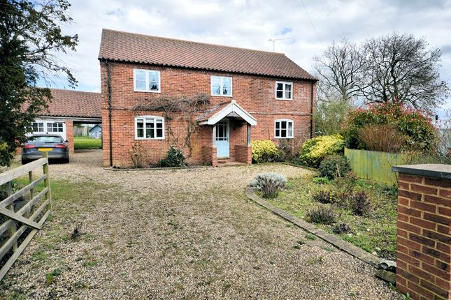 Thumbnail Detached house to rent in Eastgate Street, North Elmham, Dereham