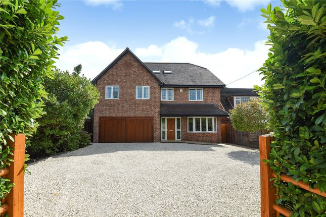 Thumbnail Detached house for sale in Barkham Ride, Finchampstead, Wokingham, Berkshire