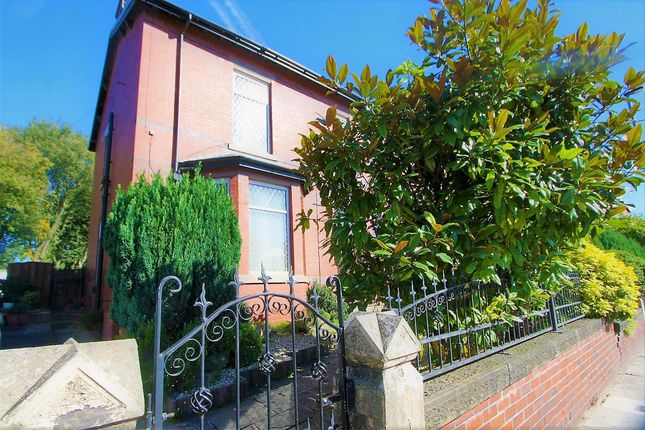 Thumbnail Semi-detached house to rent in Bury Old Road, Prestwich, Manchester