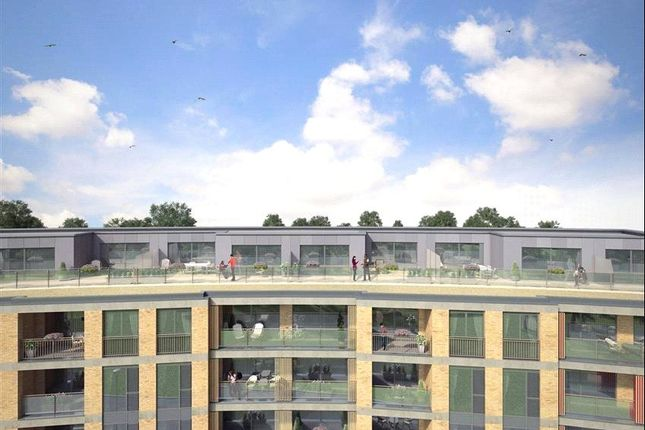 Thumbnail Flat for sale in The Bunting, Henry Darlot Drive, Millbrook Park, Mill Hill