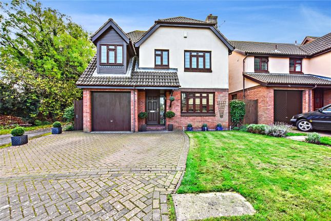 Thumbnail Detached house for sale in Maryfield Close, Joydens Wood, Bexley