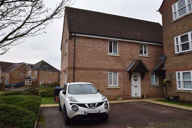 1 bed flat for sale in Aynsley Gardens, Church Langley, Harlow, Essex CM17