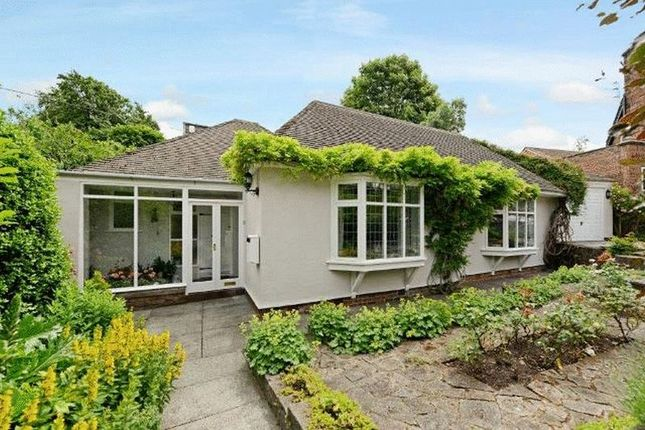 Thumbnail Detached bungalow for sale in Tower Way, Woolton, Liverpool