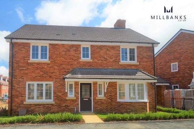 Thumbnail Detached house for sale in Sandy Lane, Farnborough, Farnborough