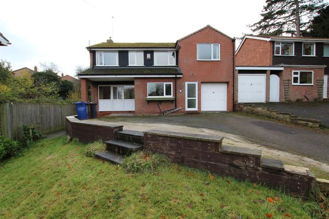 Thumbnail Detached house for sale in Belmot Road, Tutbury, Burton-On-Trent