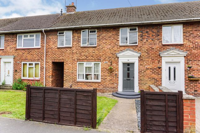 Thumbnail Terraced house for sale in Southway, Leamington Spa