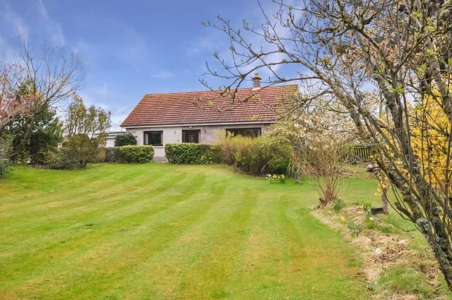 Thumbnail Detached house for sale in The Willows Burghead Road, Kinloss