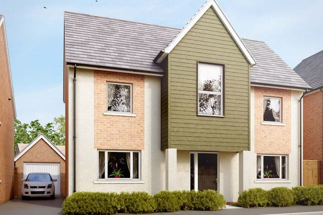 "Thumbnail Detached house for sale in ""The Clarendon"" at Amesbury Road, Longhedge, Salisbury"