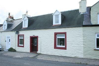 Thumbnail Terraced house for sale in 3 March Farm Row, Whauphill, Newton Stewart