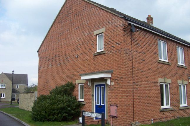 Thumbnail Property to rent in Beaufort Close, Elborough, Weston-Super-Mare