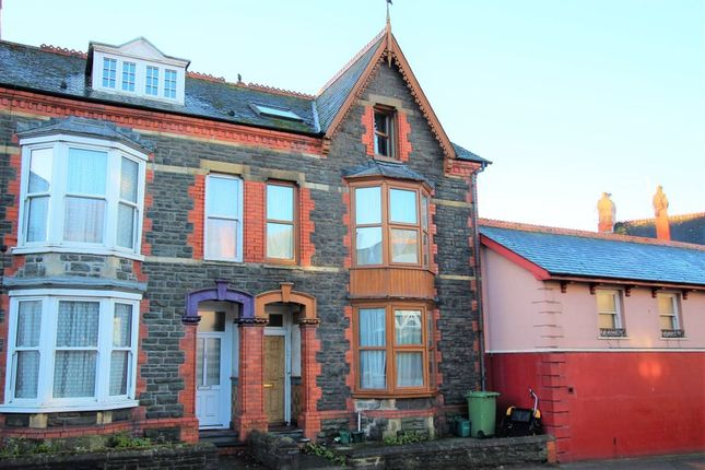 Thumbnail Property to rent in Epworth Terrace, Aberystwyth