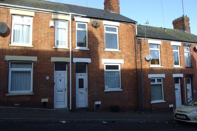 Thumbnail Terraced house for sale in Church Road, Barry, Vale Of Glamorgan