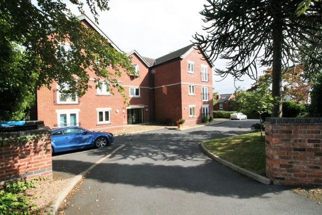 Thumbnail Flat for sale in Park Road, Chesterfield
