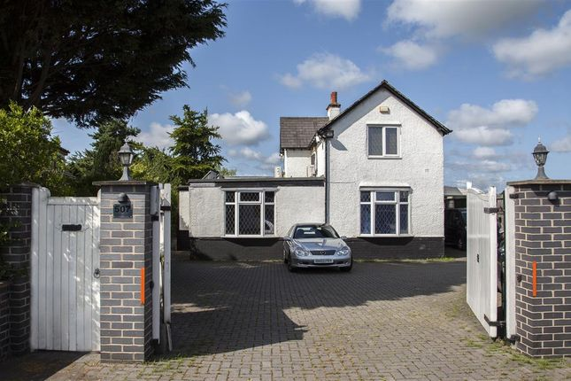Thumbnail Detached house for sale in Parkgate Road, Woodbank, Chester