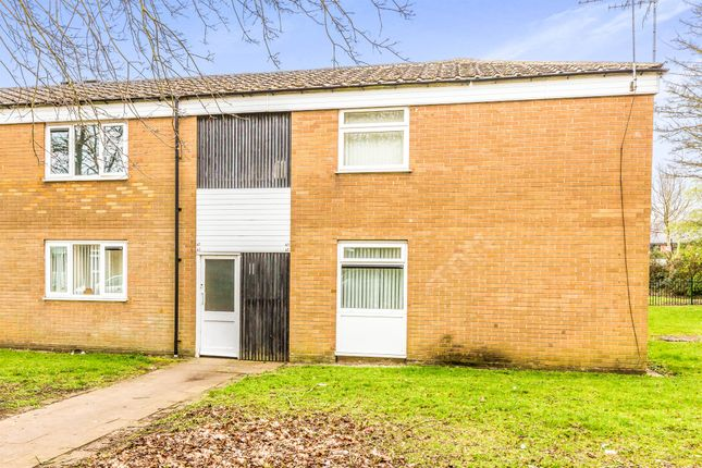 Thumbnail Flat for sale in Lakefield Close, Birmingham