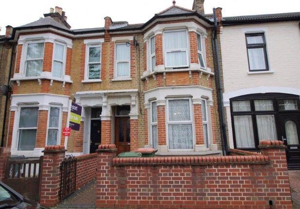 Thumbnail Terraced house for sale in Lucas Avenue, Upton Park, London