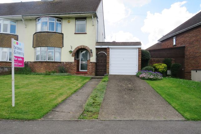Thumbnail Semi-detached house for sale in Pinewood Drive, Bletchley, Milton Keynes
