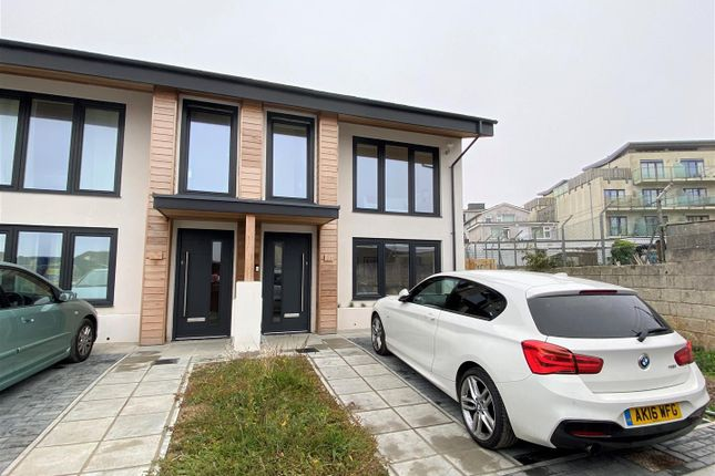 Thumbnail Semi-detached house to rent in Hilgrove Mews, Newquay