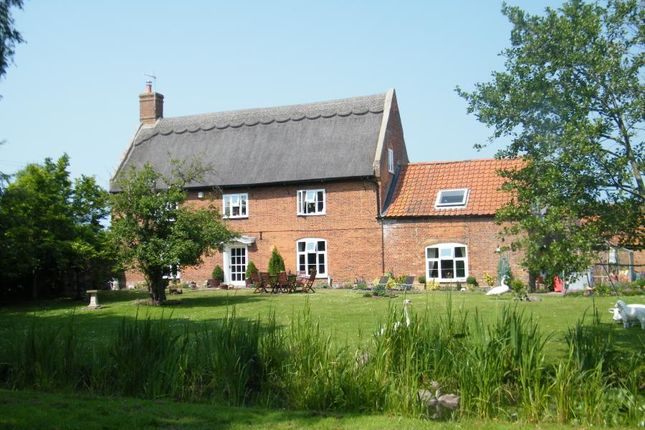 Thumbnail Detached house for sale in Irstead Street, Irstead, Norwich, Norfolk