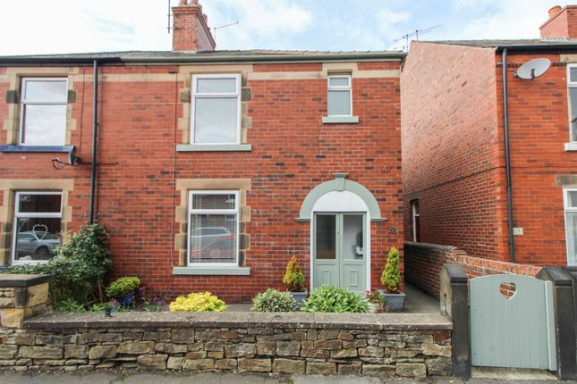 Thumbnail 3 bed semi-detached house to rent in St. Thomas Street, Chesterfield