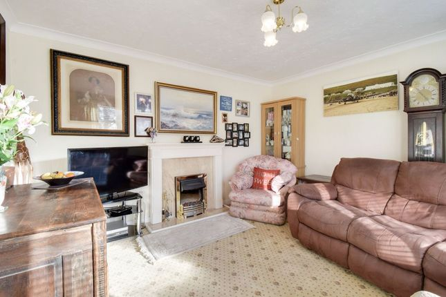 Living Room of North Roskear Road, Tuckingmill, Camborne TR14
