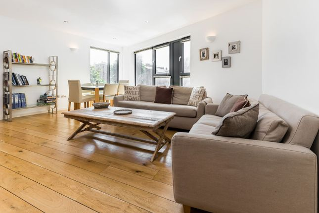 Thumbnail Flat to rent in Webber Street, London
