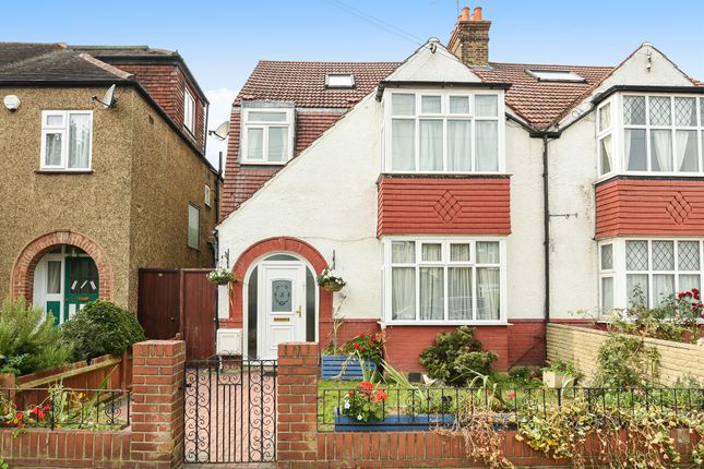 4 bed semi-detached house for sale in Riverview Park, Catford, London